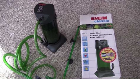 classic eheim 2211 canister filter review