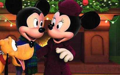 Mickey Mouse Minnie Wallpapers Resolution Background Desktop