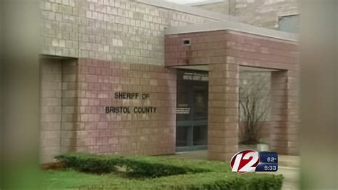 Dartmouth House Of Correction by Inmates Stage Protest At Bristol County