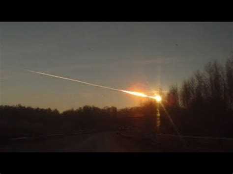 Russian Meteor Blast Injures Over 1,000 (Video) - YouTube