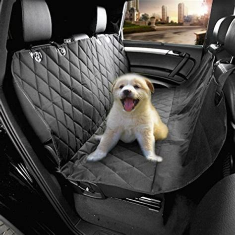 Back Seat Hammock For Dogs by Morpilot Pet Seat Cover Auto Back Rear Seat Barrier