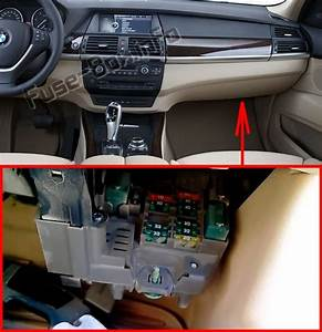 Fuse Box Diagram  U0026gt  Bmw X5  E70  2007