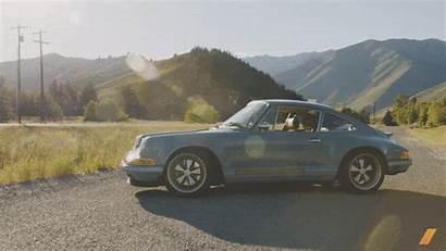Singer 911 Porsche Driving Customized Every Ruins