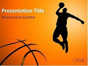 Download FREE Basketball PowerPoint template