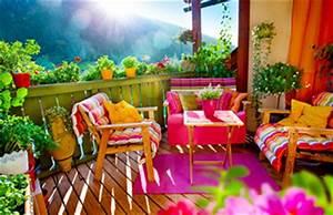 Balkon Gestalten Orientalisch : nos 7 solutions esth tiques pour un jardin cloisonn blog ma maison mon jardin ~ Eleganceandgraceweddings.com Haus und Dekorationen