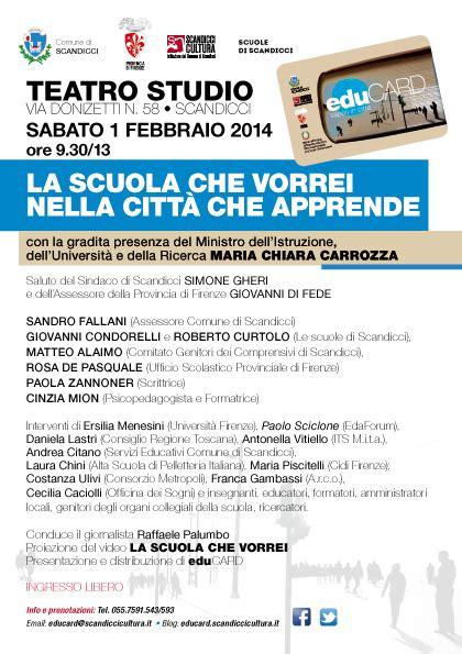Ufficio Scolastico Provinciale Firenze by Anche L Alta Scuola Di Pelletteria Italiana All Incontro