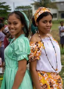 Maya People in Belize