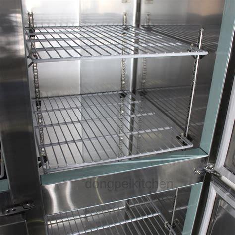 commercial refrigerator display cabinet glass door cold
