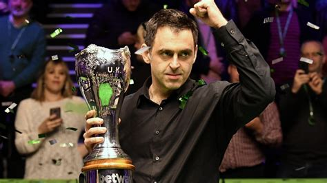 Ronnie O'Sullivan 'devastated' UK Championship has been ...