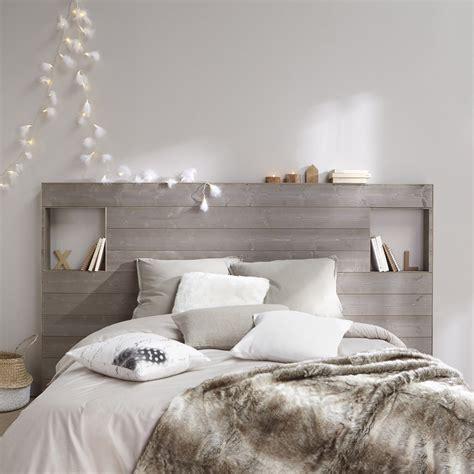 chambre en lambris bois tete de lit en lambris
