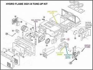 30 Hydro Flame Furnace Parts Diagram