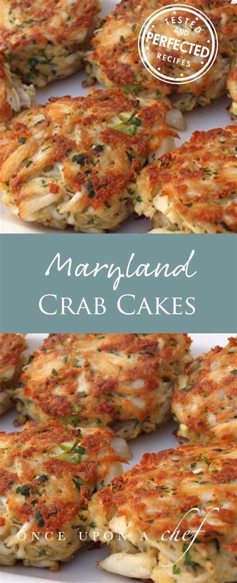 maryland crab cakes  quick tartar sauce recipe