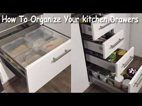 tips for organizing your kitchen how to organize your kitchen drawers kitchen drawer 8537