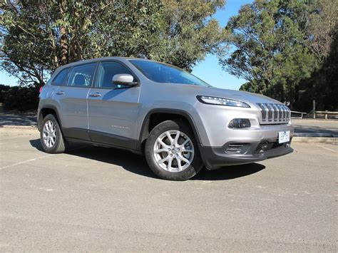 jeep cherokee sport review  caradvice