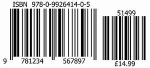 ISBN with Price Code Standard - Buy Barcodes UK