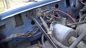 Blue F-150 Battery Cable Replacement