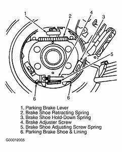 Need To Adjust Parking Brake  Can U0026 39 T Figure Out Where To