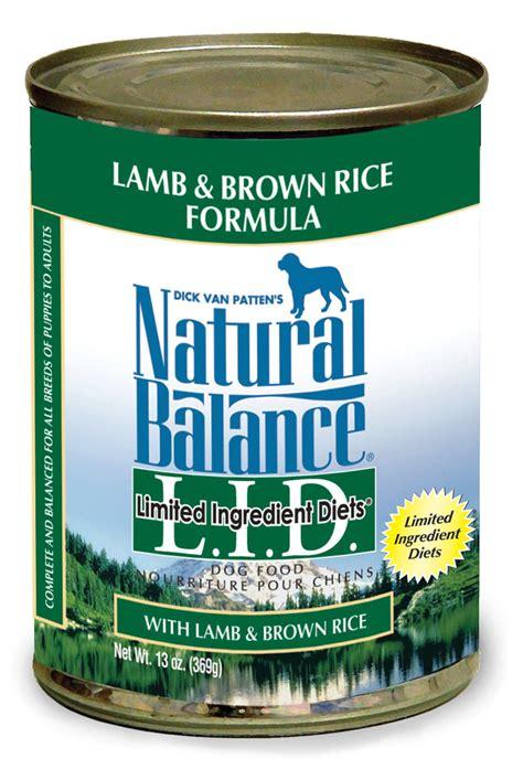 amazoncom natural balance lid limited ingredient
