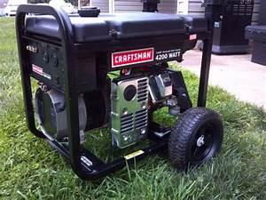 For Sale  Generac 5000 Watt Gas Generator