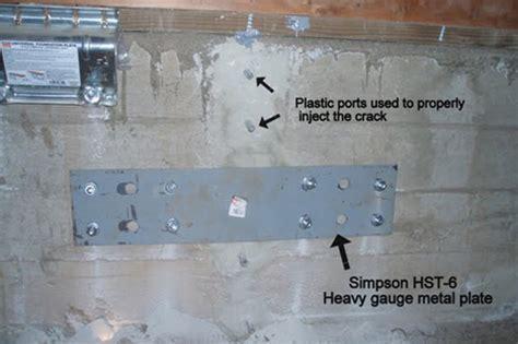 crack repair   Los Angeles Foundation Repair Company