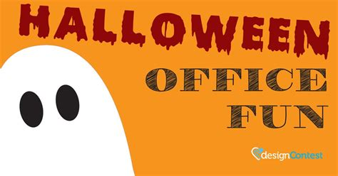 halloween office decorations contest