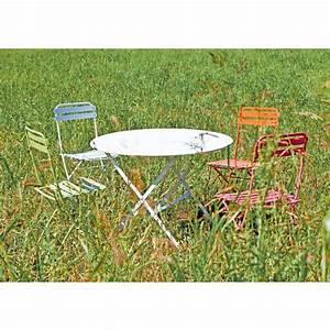 Table Pliante Bricorama : chaise pliante paris orange chaises de jardin tables ~ Melissatoandfro.com Idées de Décoration