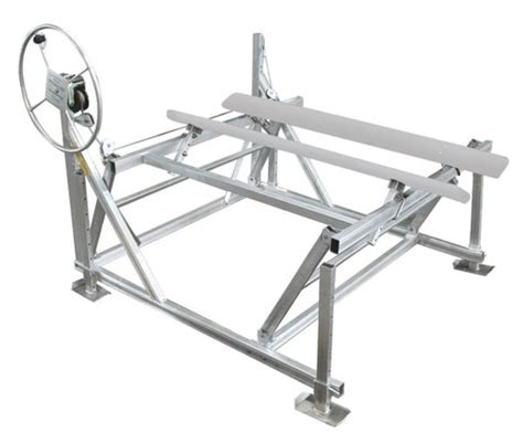 Boat Lift Prices Ontario by Ontario Cantilever Aluminum Pwc Lift Made By Bertrand