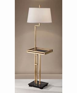 table lamp contemporary floor lamp with table attached With floor lamp with table attached australia