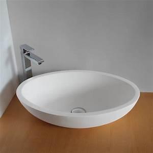 Vasque à Poser Design : vasques poser design le monde du bain ~ Edinachiropracticcenter.com Idées de Décoration