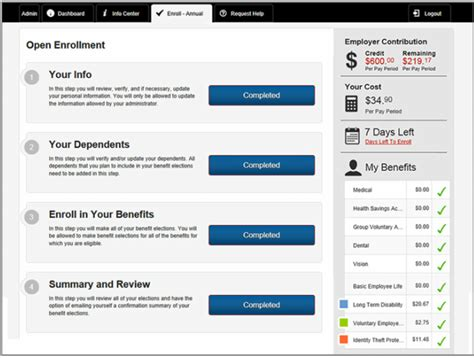 employee benefits portal brbenefits