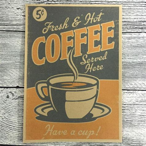 Choose from 220000+ vintage coffee poster graphic resources and download in the form of png, eps, ai or psd. Free ship Vintage COFFEE Antique posters classic wall art crafts paint sticker living room cafe ...