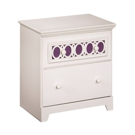 Furniture Zayley Dresser by Signature Design By Furniture Zayley 2 Drawer