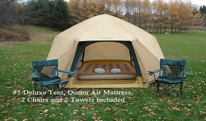 Tent Mattress Air Queen Deluxe Chairs Single