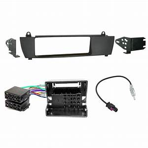 Bmw X3 E83 Double Din Car Stereo Iso Wiring Lead Fascia