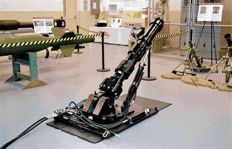 benet laboratories mm cannon set test firing month