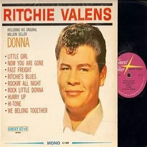 Ritchie Valens Donna | www.pixshark.com - Images Galleries ...