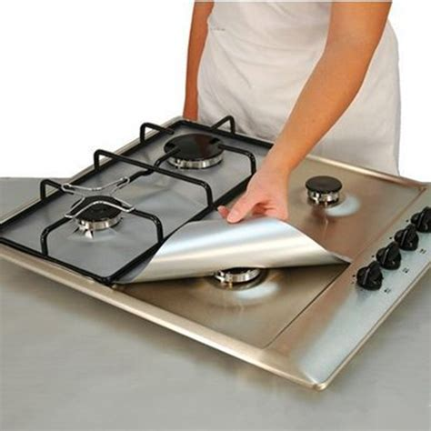 Reusable Easy Clean Gas Stove Protectors Cover Non Stick