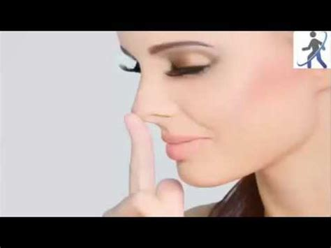 nose thinner naturally  home health  beauty youtube