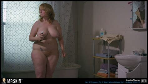 Naked Carolyn Thomas In Sex And Violence