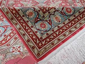 hereke soie ancien tapis prestigieux n462 176x124cm With tapis oriental avec ancien canapé