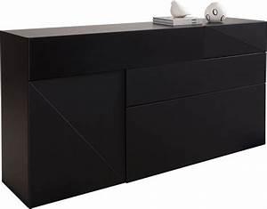 Sideboard Weiß Schwarz : inosign sideboard breite 180 cm expo in wei oder schwarz online kaufen otto ~ Orissabook.com Haus und Dekorationen
