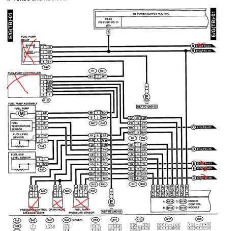 2013 subaru sti ecu wiring diagram imageresizertool com