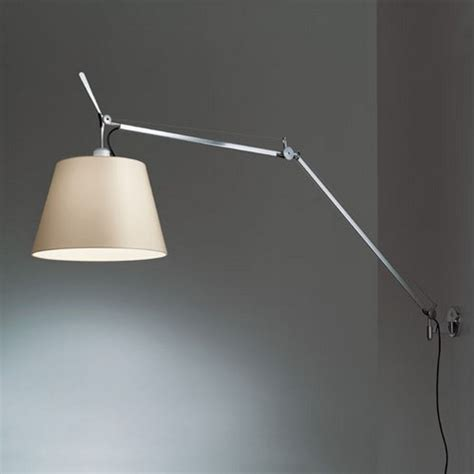 artemide tolomeo wall light contemporary swing