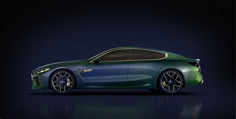 BMW M8 Gran Coupe - Concept Vehicle - BMW North America