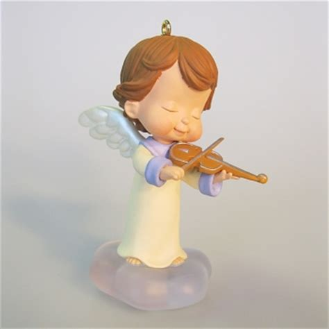 marys angels viola hallmark ornament hallmark