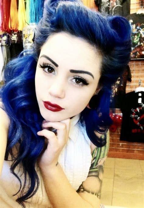 14 Most Striking Colored Hairstyles For 2014 Pretty Designs