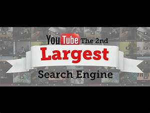 YouTube is now the world's second largest search engine ...