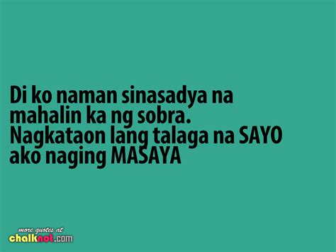 love quotes tagalog text quotesgram