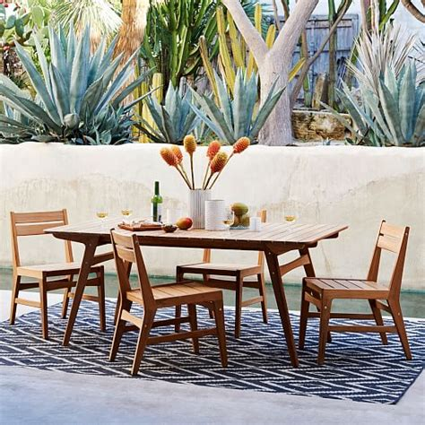 west elm outdoor furniture sale save   select