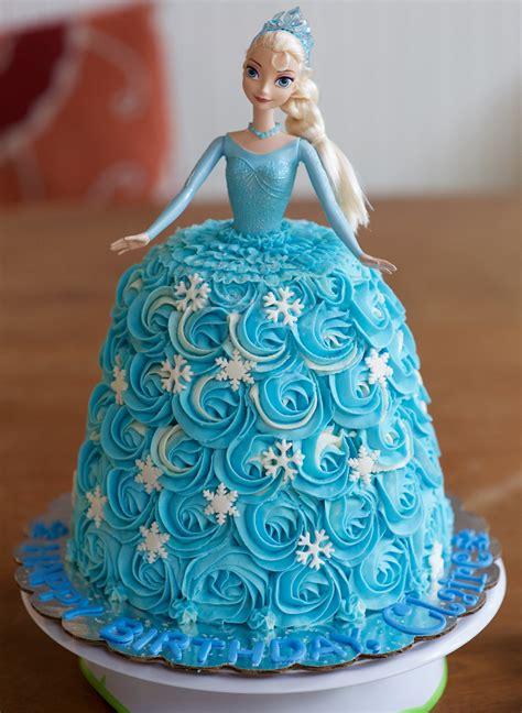 disneys frozen elsa doll cake gray barn baking